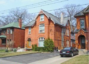 Residence in Bloor West Village