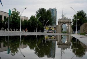 Toronto Exhibition Gates