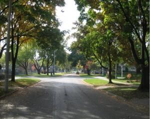 Toronto neighborhood Leaside