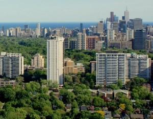 Toronto's Davisville Village