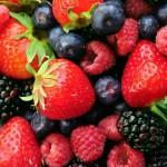 Summer Berry and Mango Fruit Salad