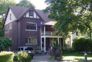 A Cedarvale home