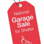Royal LePage Garage Sale for the Woman's Shelter